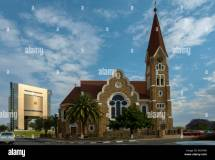 Windhoek Stock & - Alamy