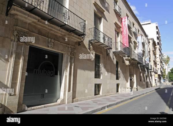 Mubag Museum Alicante Spain Stock Royalty Free 75058096 - Alamy