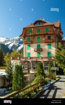 Hotel Belvedere Stock &