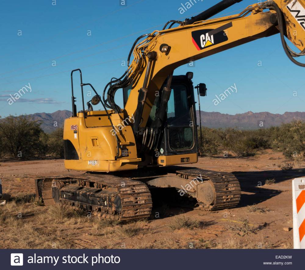 medium resolution of caterpillar cat 314d excavator arizona detail of cab