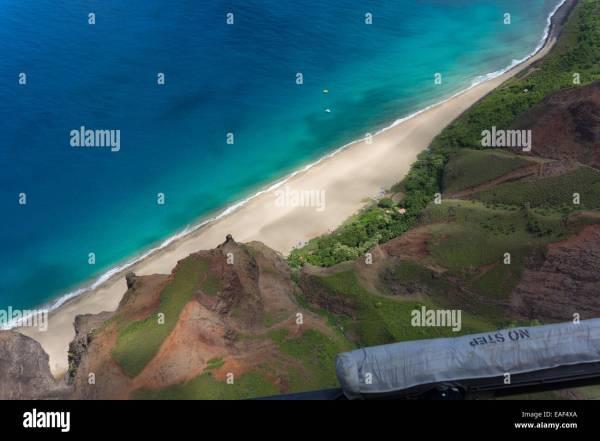Hanakapiai Beach Stock & - Alamy