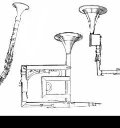 woodwind instruments basset horn or corno bassetto basset clarinet holzblasinstrumente bassetthorn oder [ 1300 x 938 Pixel ]