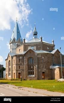 Alexander Lutheran Church Narva Stock &