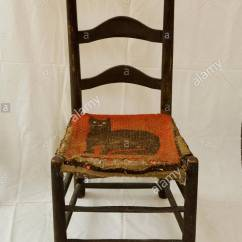 Ladder Back Chair Kelsyus Backpack With Canopy A Mid 19th Century African American Secret Society Built By Slaves On The Delmarva Peninsula In Virginia