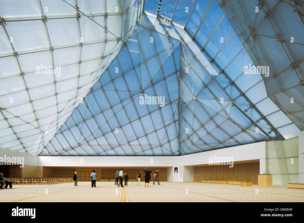Aga Khan Museum Toronto Canada. Architect Charles