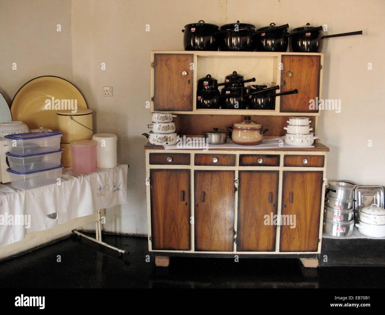 a nice clean kitchen