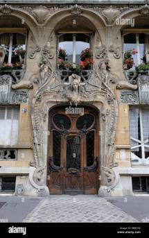 Art Nouveau Architecture in France