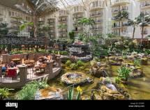 Tennessee Nashville Gaylord Opryland Resort Hotel