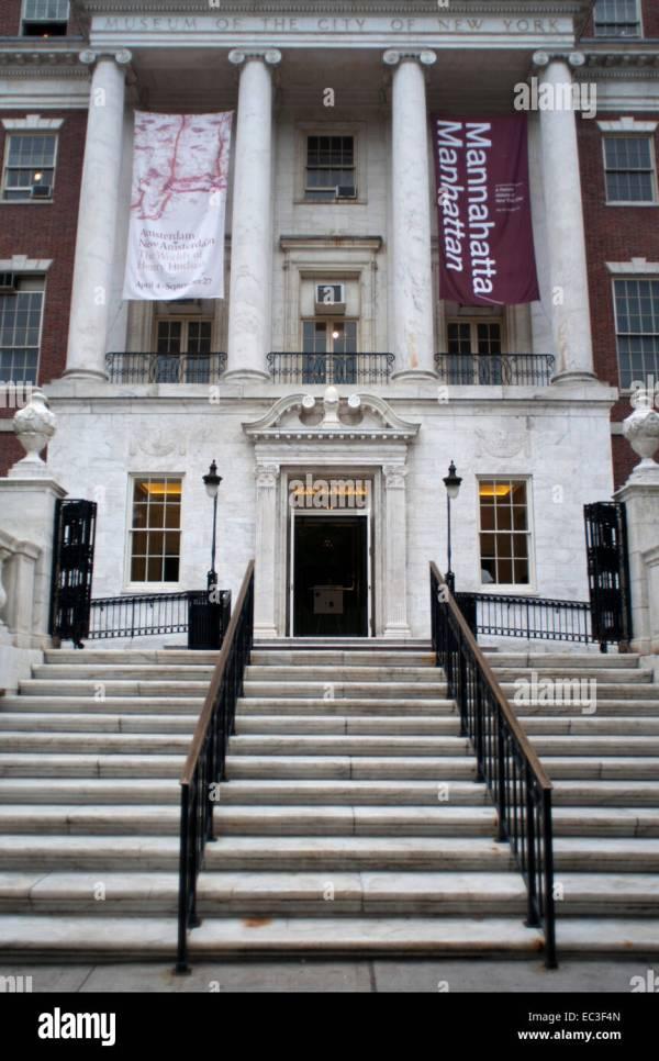 Museum Of City York. 1220 Avenue 103rd