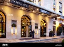 France Paris Georges Avenue Four Seasons Hotel George