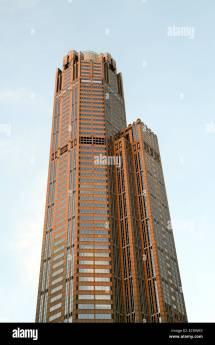 South Wacker Drive Chicago Illinois. Skyscraper