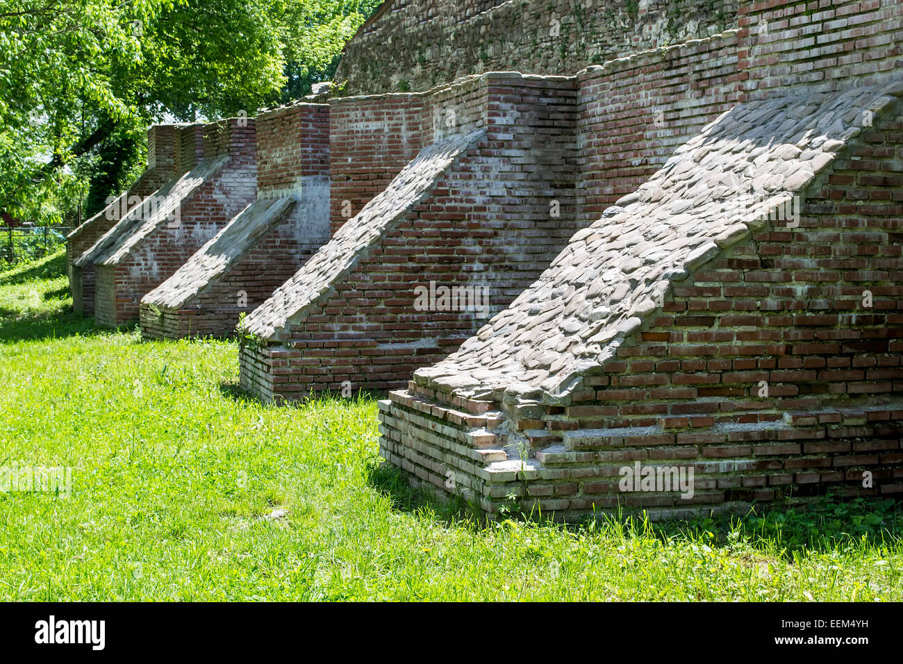 Buttress Wall Stock Photos & Buttress Wall Stock Images