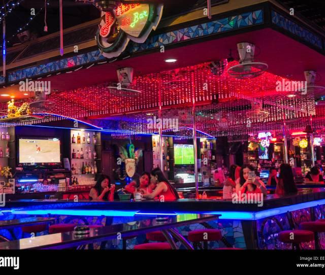 Sex Bar In Pattayathailand