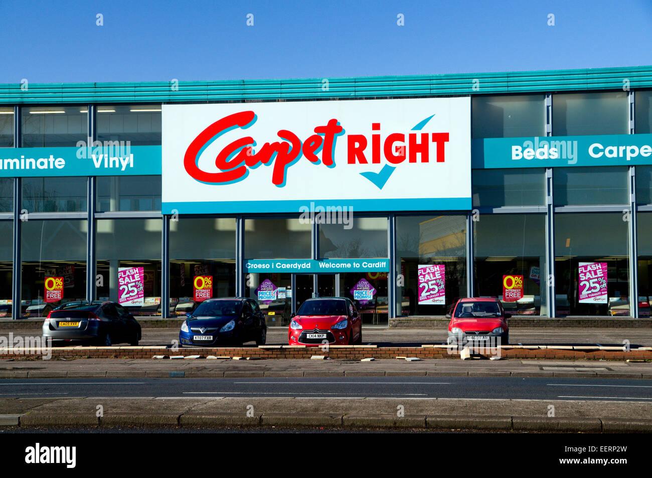 Cardiff Road Newport Stock Photos & Cardiff Road Newport