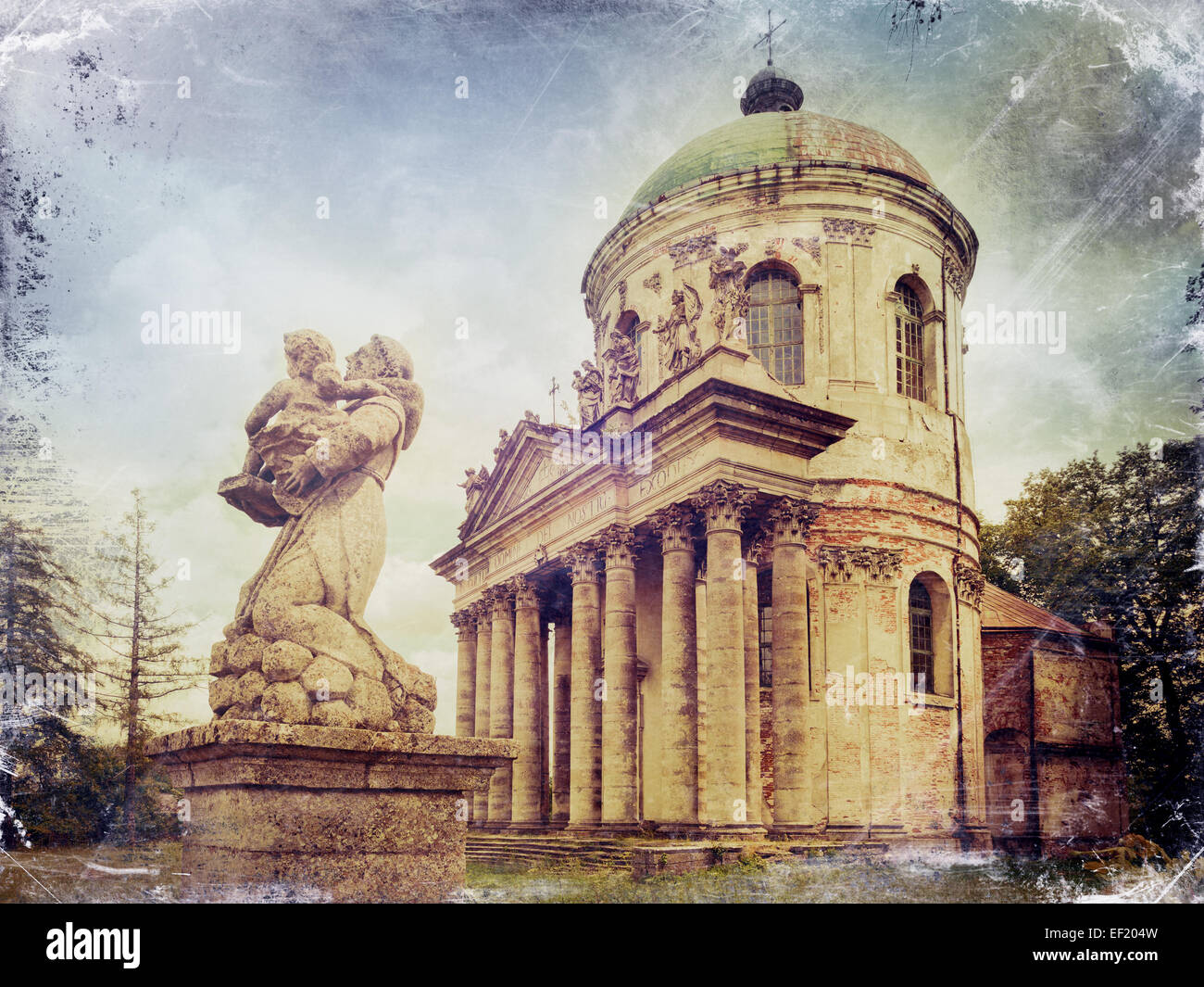 Roman Catholic Statues Stock Photos Amp Roman Catholic Statues Stock Images
