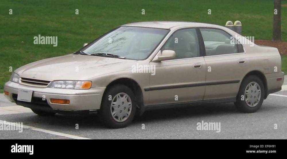 medium resolution of 94 95 honda accord lx sedan