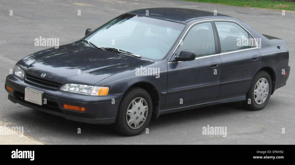 medium resolution of 94 95 honda accord sedan