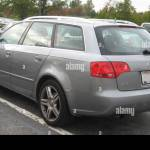 Audi A4 Avant B7 Stock Photo Alamy