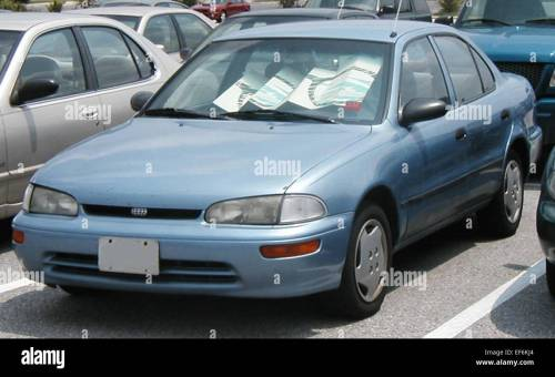 small resolution of geo prizm stock image