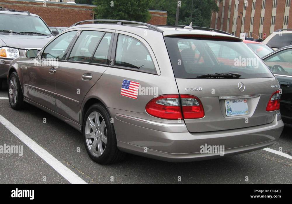 medium resolution of mercedes benz e350 4matic wagon