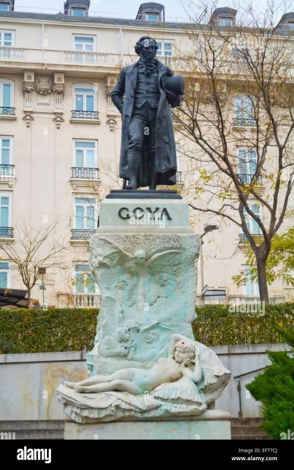 Goya Museum Stock & - Alamy