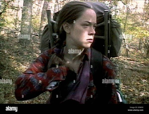 HEATHER DONAHUE THE BLAIR WITCH PROJECT 1999 Stock Photo