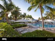 Pool Area Luxury Hotel Casa Marina Waldorf Astoria Key