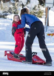Verbier Switzerland. 8th Feb 2015. Crown Princess Mary