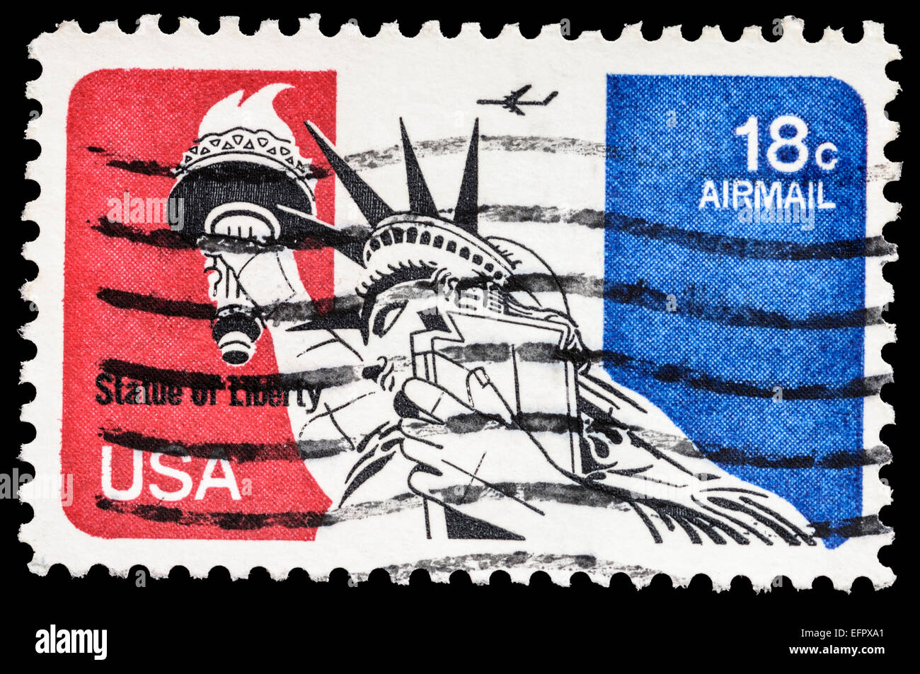 us postage stamp stock