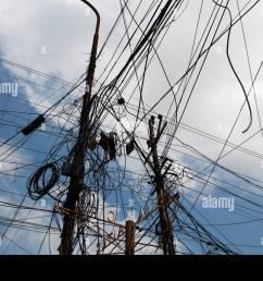 crazy electrical wiring cochin kerala india [ 1300 x 956 Pixel ]