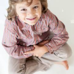 Low Back Lawn Chair 9 Stool Cad Block Barefoot Boy Stock Photos & Images - Alamy