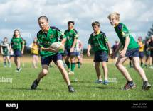 Rugby Players Boys Stock &