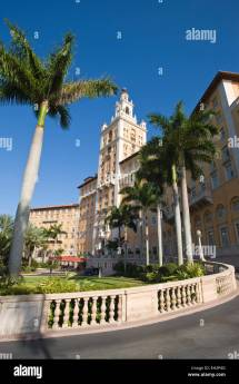 Biltmore Coral Gables Florida Stock &