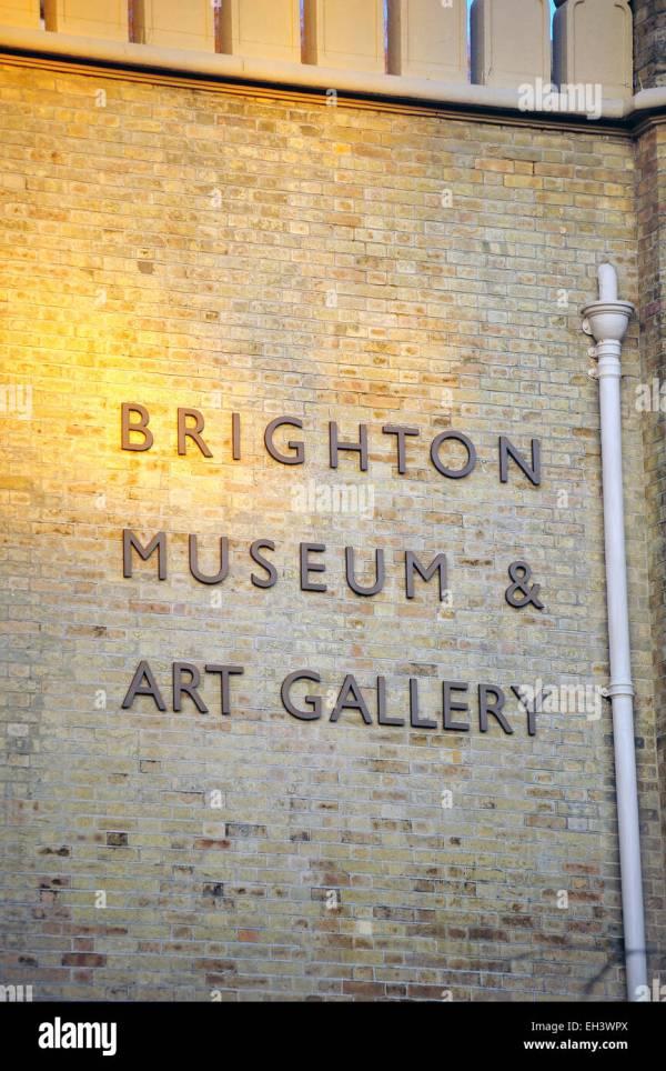 Brighton Museum Stock &