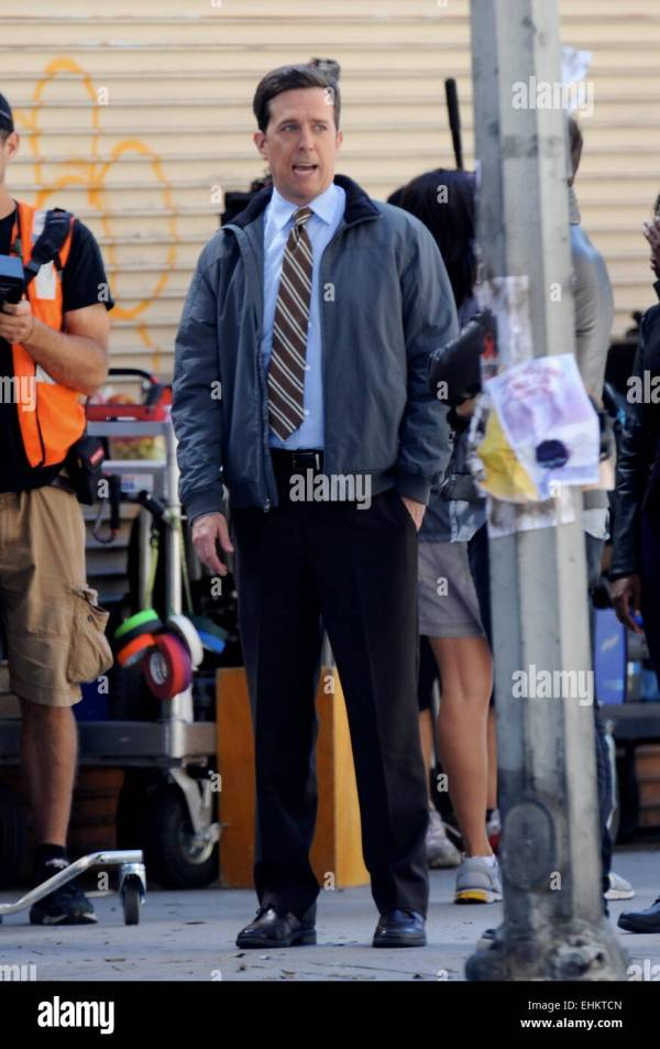 Andy Samberg Filming 'brooklyn Nine Nine' With In
