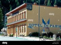 Hotel De Paris Museum Georgetown Colorado Usa Stock