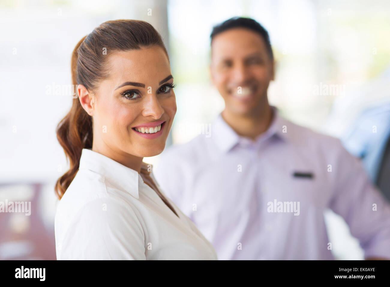 sales woman stock photos
