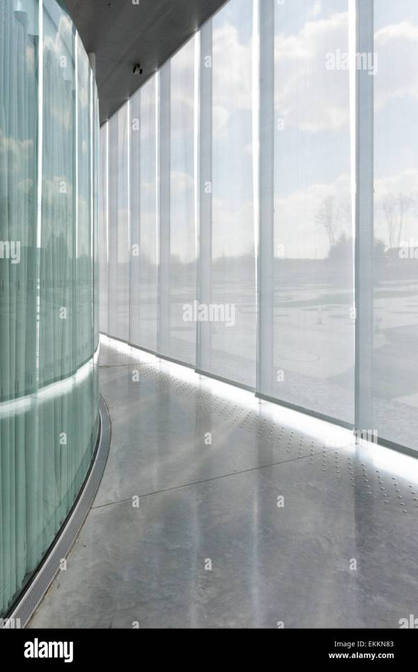 Interior Louvre-Lens Sanaa