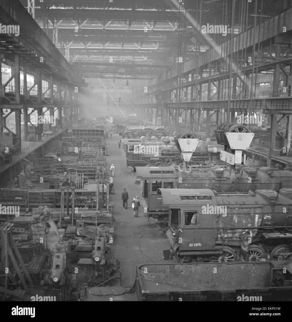 Main Workshop Lowa Montages Fabrik Steam