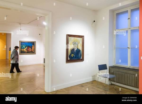 Contemporary Czech Art Galleries