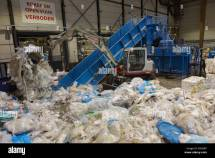 Bales Waste Paper Recycling Stock - Year of Clean Water