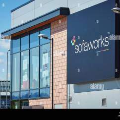 Sofaworks Barrow Kivik 3 Seater Sofa Instructions Peel Island Stock Photos Images Page 2 Alamy Centre Hyndburn In Blackburn Lancashire Image