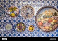 Painted Plates Stock Photos & Painted Plates Stock Images ...