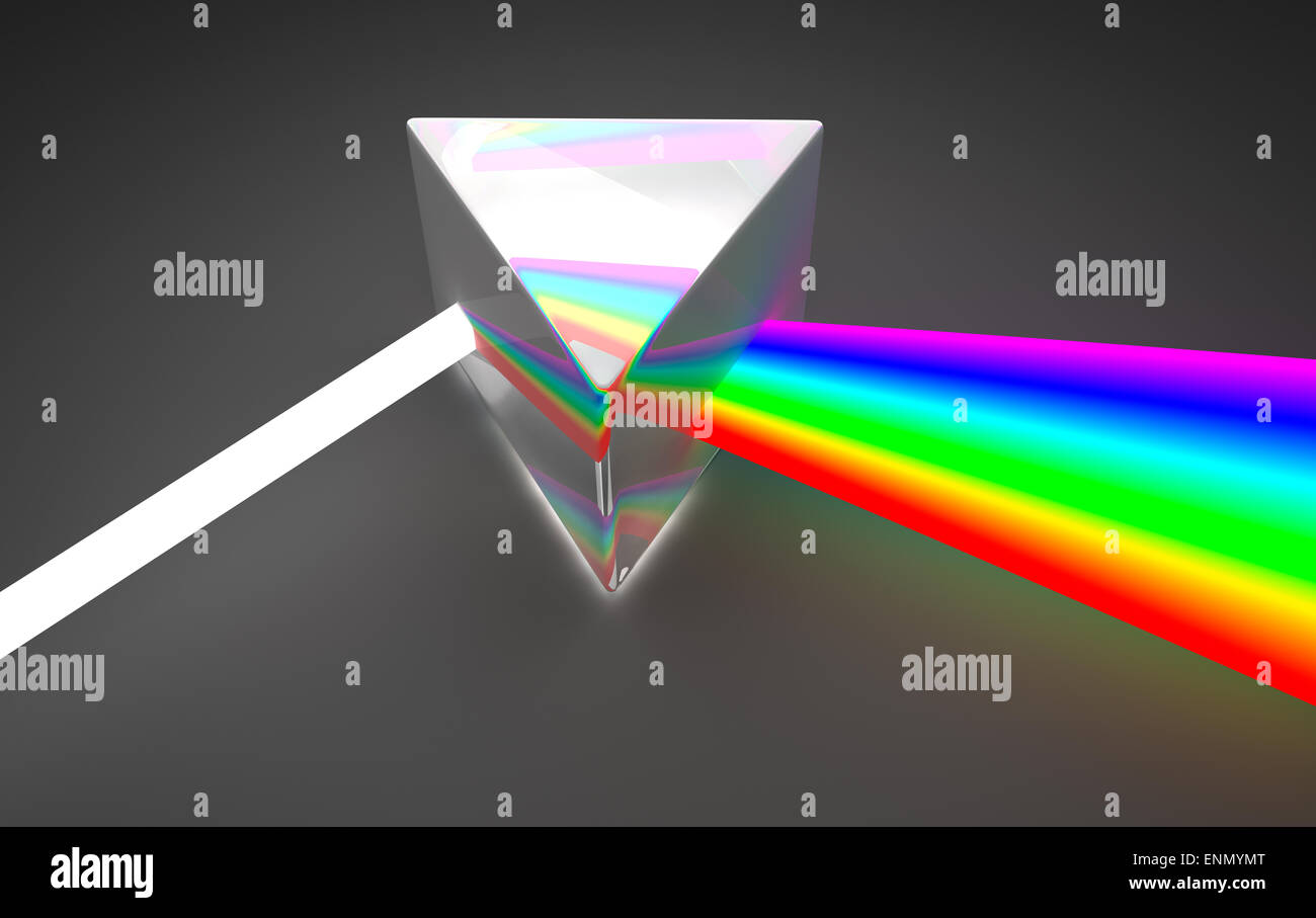 Dispersion Prism Stock Photos Amp Dispersion Prism Stock Images