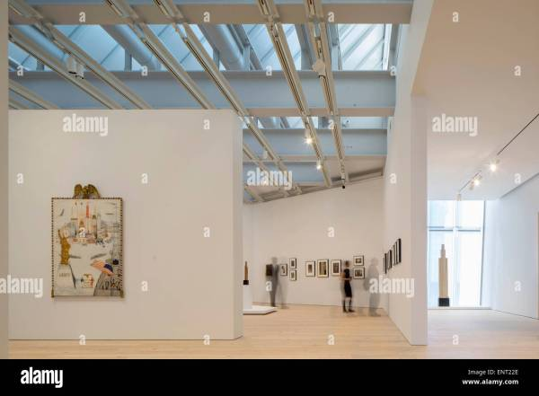 Whitney Museum of American Art Galleries