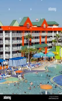 Nickelodeon Suites Hotel Nick Oasis Swimming Pool