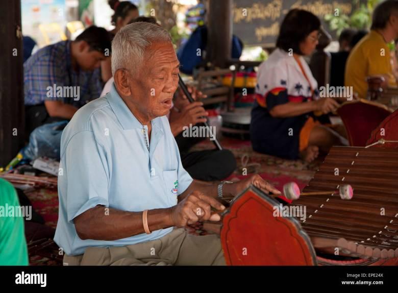 music market bangkok stock photos & music market bangkok stock