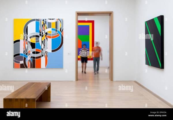 Modern Abstract Art Gallery
