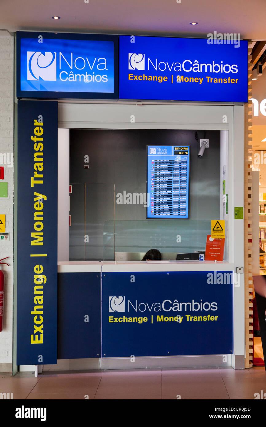 Bureau De Change Office Operated By Nova Cambios