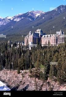 Banff Springs Hotel Stock &